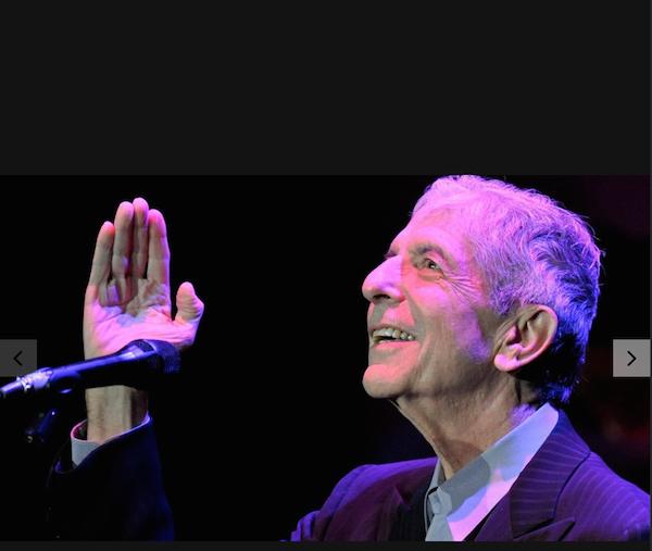 Leonard Cohen Passes Away Age 82, Al Caiola At 96