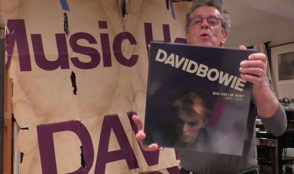 Unboxing David Bowie