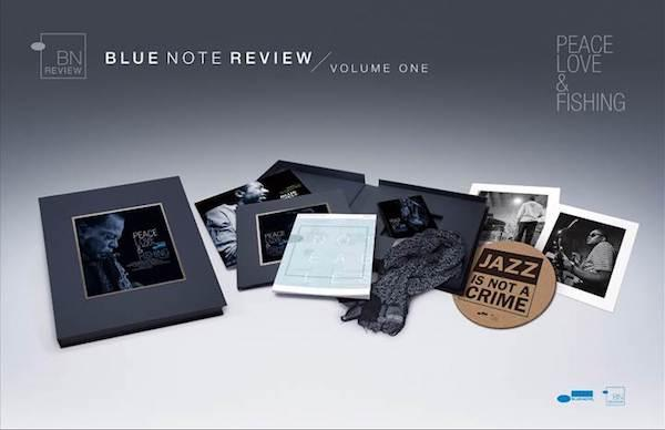 Blue Note Review Is a Biannual Limited Edition Luxury Box Set Subscription Series