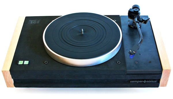 Portugal-Based Sempersonus Introduces New Epicyclic Drive Turntable