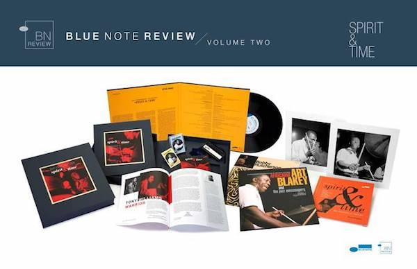 "Blue Note Records Announces ""Spirit & Time"" Blue Note Review Volume Two"