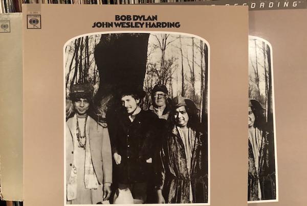 Bob Dylan 3-Way Not a Devil