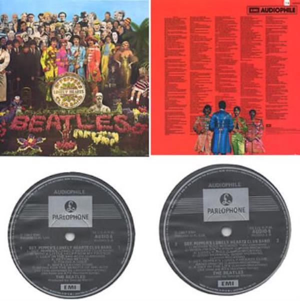 "The Origin of The Rarest and Most Sought After Pressing of ""Sgt. Pepper"