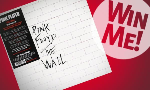 Pink Floyd The Wall 180g Vinyl LP Sweepstakes