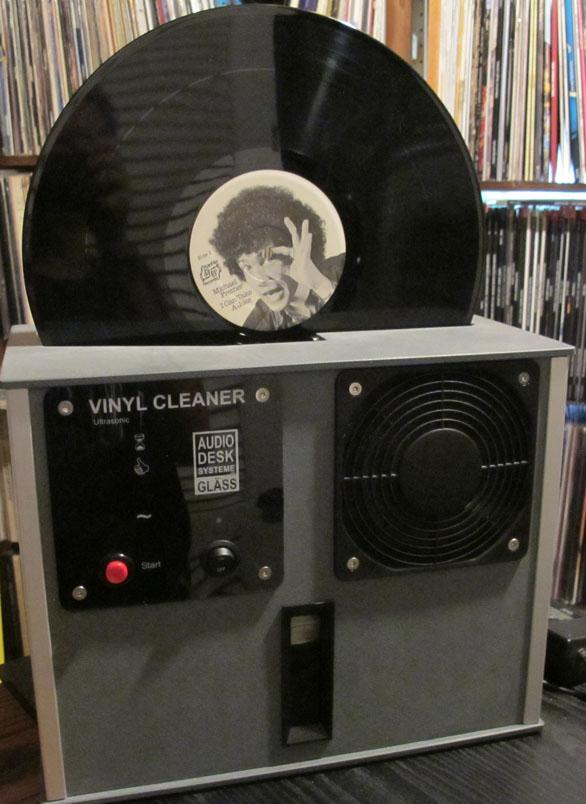 The World S Best Record Cleaning Machine Analog Planet