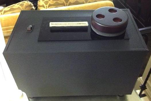 vacuum record cleaning machine