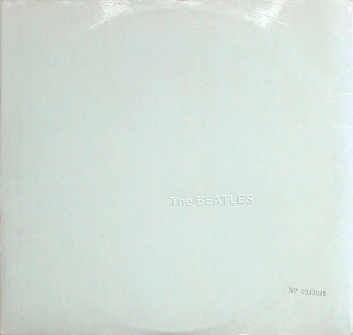Buying The Beatles The Quot White Album Quot Analog Planet